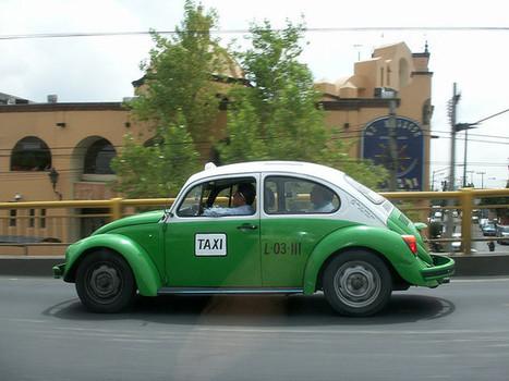 México DF: los 'vochos', sus taxis emblemáticos, dicen adiós | Mexico | Scoop.it