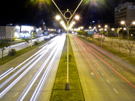 GE Spotlights New Smart StreetLamps | Heron | Scoop.it