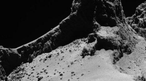 La comète Tchouri pourrait abriter la vie (extraterrestre) | Beyond the cave wall | Scoop.it