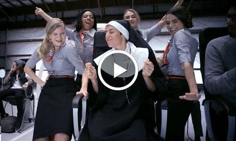 La compagnie aérienne Virgin America lance la vidéo de sécurité la plus délirante que vous ayez jamais vue | Tourisme | Scoop.it