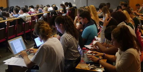 Face à l'afflux d'étudiants, les universités font dans le système D - Le Monde | ESR Toulouse et ailleurs | Scoop.it