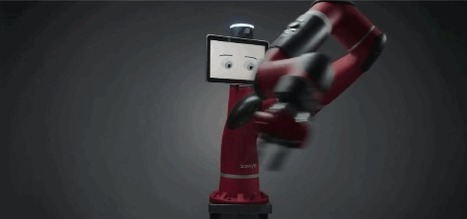 Meet Sawyer, the One-Armed Collaborative Robot | Robotics in Manufacturing Today | Scoop.it