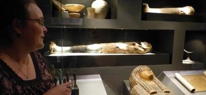Archéologie : les momies sont de retour à Rouen - Tendance Ouest Rouen | Dans la CASE & Alentours | Scoop.it
