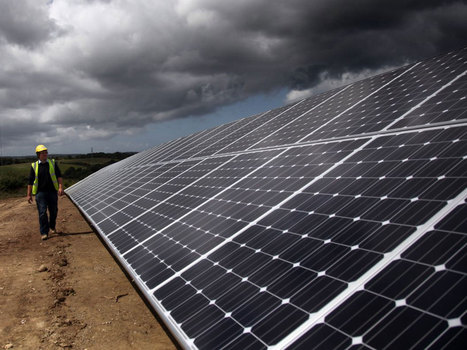 Breakthrough in solar panel manufacture promises cheap energy within a decade | Mygreenbooking , Partners in Sustainability ! | Scoop.it