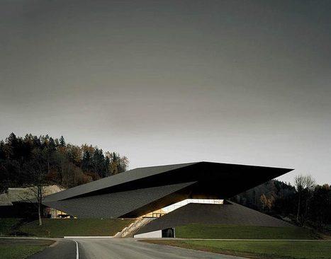 Furtive, par Deluan Meissl Associated Architects. | Architecture pour tous | Scoop.it