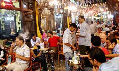 Egypt's frustrated young wait for their lives to begin, and dream of revolution | World news | The Observer | Coveting Freedom | Scoop.it