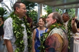 Hawaii Signs onto Majuro Declaration as U.S. Climate Leader | Neil Abercrombie | World Geography | Scoop.it