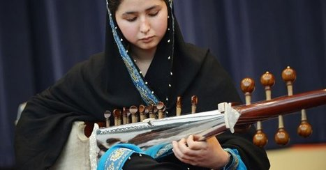 Afghan young musicians take on US stage | U.S. - Afghanistan Partnership | Scoop.it