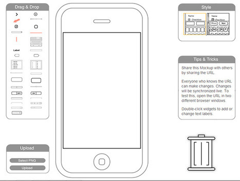 10 Wireframing Tools for Increased Productivity | Digital-News on Scoop.it today | Scoop.it