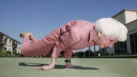 Une ville hollandaise se transforme en parcours santé pour les seniors | Le vieillissement | Scoop.it
