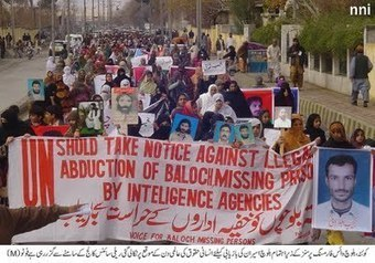 The production of only four Baloch missing persons in court out of thousands is a  farce! | Human Rights and the Will to be free | Scoop.it