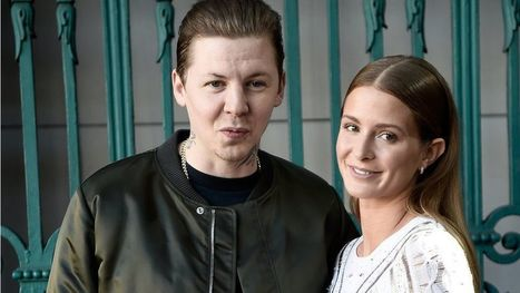 Professor Green splits from wife Millie Mackintosh | Music | Scoop.it