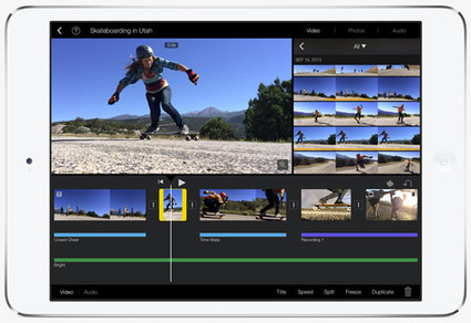 15 Video Editing Apps For iOS & Android Devices | Machinimania | Scoop.it
