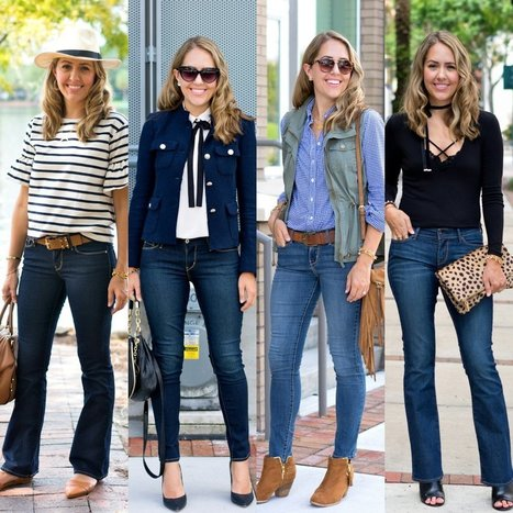 Four Fall Looks with DENIZEN from Levi's Jeans | Jeans Fashion | Scoop.it