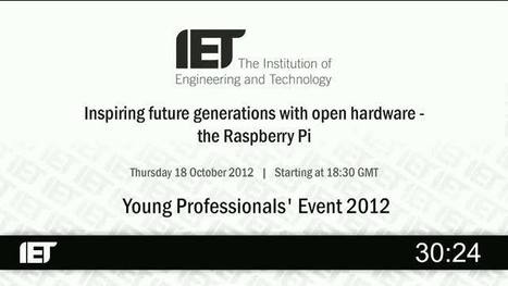 Inspiring future generations with open hardware - the Raspberry Pi | Raspberry Pi | Scoop.it