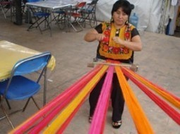 Cuarto Poder   Rescatan mujeres textiles antiguos en Oaxaca   Agricultura ecológica y tintes naturales   Scoop.it