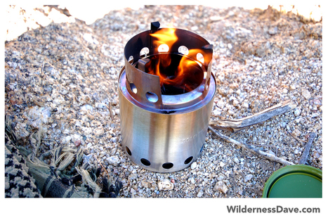 Solo Stove Backpacking cooking stove… | backpackingin usa | Scoop.it