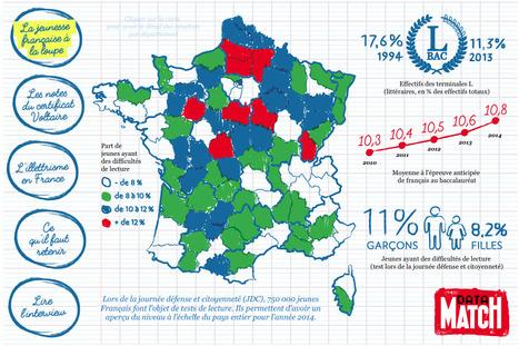 #Datawiz : Les Français sont-ils fâchés avec leur langue ? | Editorial Web - bonnes pratiques | Scoop.it