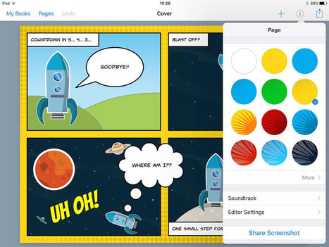 Explain Everything & Book Creator part 3 | Android Apps in Education | Scoop.it