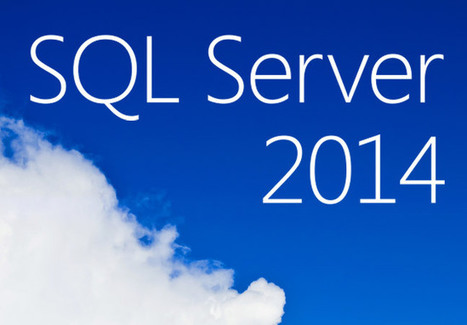 More Details on SQL Server 2014 In-Memory Capabilities - Visual Studio Magazine (blog) | Business Intelligence | Scoop.it