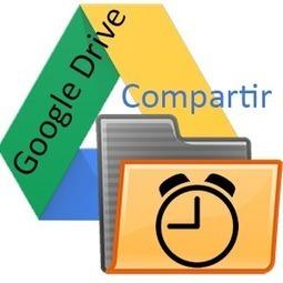 Ponle caducidad al contenido que compartes en Google Drive | Entorns Virtuals d'Aprenentatge i Recursos Educatius WEB 2.0 | Scoop.it