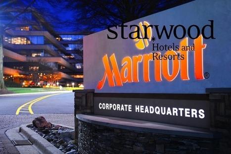 Marriott annonce l'acquisition du groupe Starwood Hotels | Hotel Management Trends - Tendances Gestion hôtelière | Scoop.it