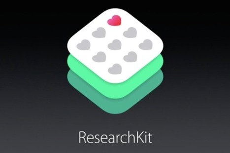 ResearchKit becomes a population health tool | Digital Health | Scoop.it