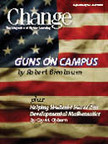 Ready, Fire, Aim: The College Campus Gun Fight | SCUP Links | Scoop.it