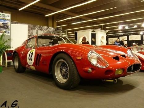 #055 ❘ La 250 GTO de FERRARI  ❘ 1962 | # HISTOIRE DES ARTS - UN JOUR, UNE OEUVRE - 2013 | Scoop.it