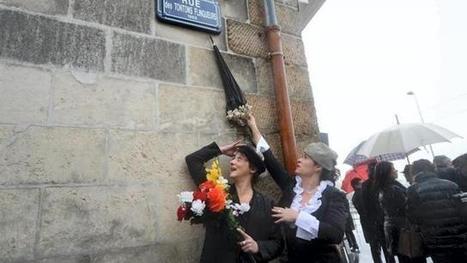 Des trombes d'eau pour la «rue des Tontons flingueurs» à Nantes. | LEAUTE Paysage, Créateur de Parc et Jardin | Scoop.it
