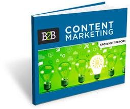 B2B Content Marketing Report   B2B eCommerce News   Scoop.it