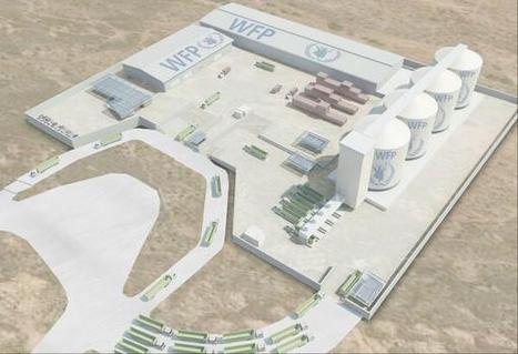 Ground-breaking for a future logistics hub in Djibouti | WFP | World Trends | Scoop.it