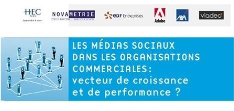 Les médias sociaux : un puissant outil de performance commerciale   ALTHESIA Conseil   Scoop.it