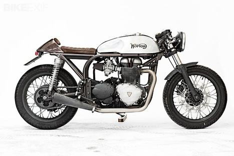 'Featherbed 865′ Triton | Cafe Racers | Scoop.it