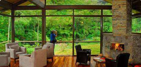 Travel Green With Eco Friendly Resorts | The Global Traveller | Scoop.it