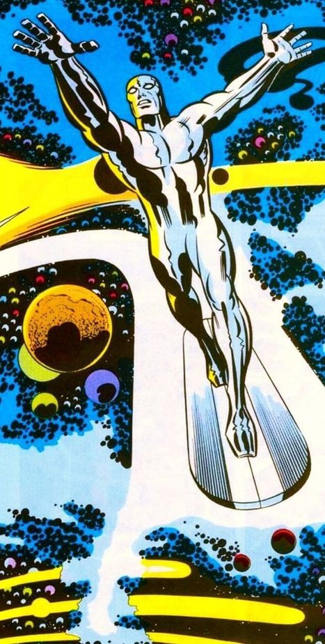 "Painters and Artist I adore. | Jack ""King"" Kirby 