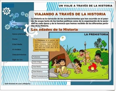 Viaje a través la Historia | fle&didaktike | Scoop.it