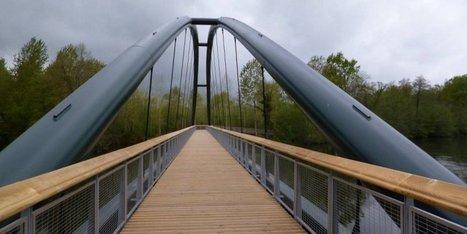 Dordogne : la Véloroute Voie verte des bords de l'Isle déjà ouverte | Actu Réseau MOPA | Scoop.it