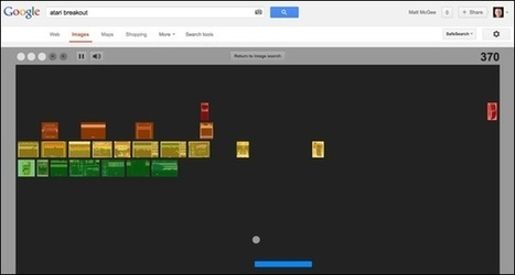 Google's Latest Easter Egg Brings Atari Breakout Game To Image Search   Google   Scoop.it
