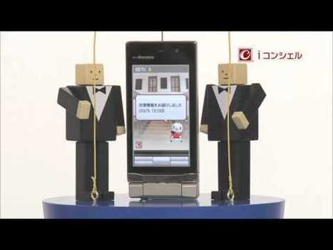 NTT DOCOMO Vision2020 HEART Explanatory Video English 75sec   Creative mobile marketing   Scoop.it
