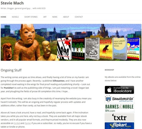 Stevie Mach: Shiny Happy Website... | Independence for Scotland, It's Coming Soon! | Scoop.it