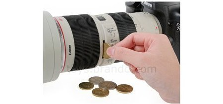 Canon EOS 7D piggy bank | Everything Photographic | Scoop.it