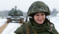 Russia may soon draft new law on military service for women | Women and Terrorism. | Scoop.it