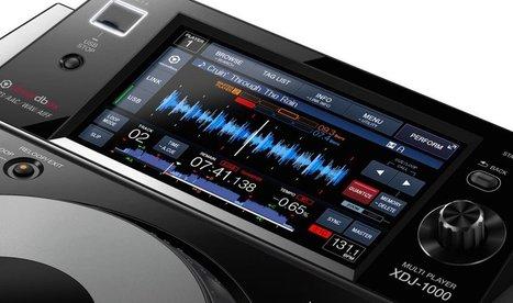 Review & Video: Pioneer XDJ-1000 Multi Player | DJing | Scoop.it