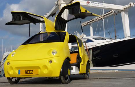 Eon Motors en recherche des fonds pour le lancement de sa voiture électrique Weez | great buzzness | Scoop.it