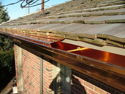 About The Rain Gutter Maintenance – Protective Screen, Leaf Guard | Gutters Dayton Ohio | Scoop.it