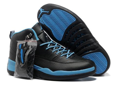 Jordan Retro 12 Black Blue - Cheap Jordan 12,Cheap Nike Foamposite,Cheap Lebron 11,Cheap Nike Run 3,Cheap Retro 11,12,13 Jordans!   cheap jordan retro 12 for sale on cheapjordan12.org   Scoop.it