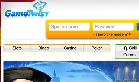 gametwist net login