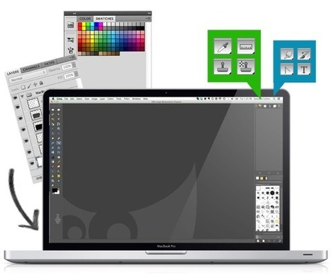 Gimpshop | The Free Photoshop Alternative | 21st Century Techie Tools | Scoop.it