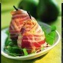 Poires au fromage basque en habit rouge | Bonnes recettes | Scoop.it
